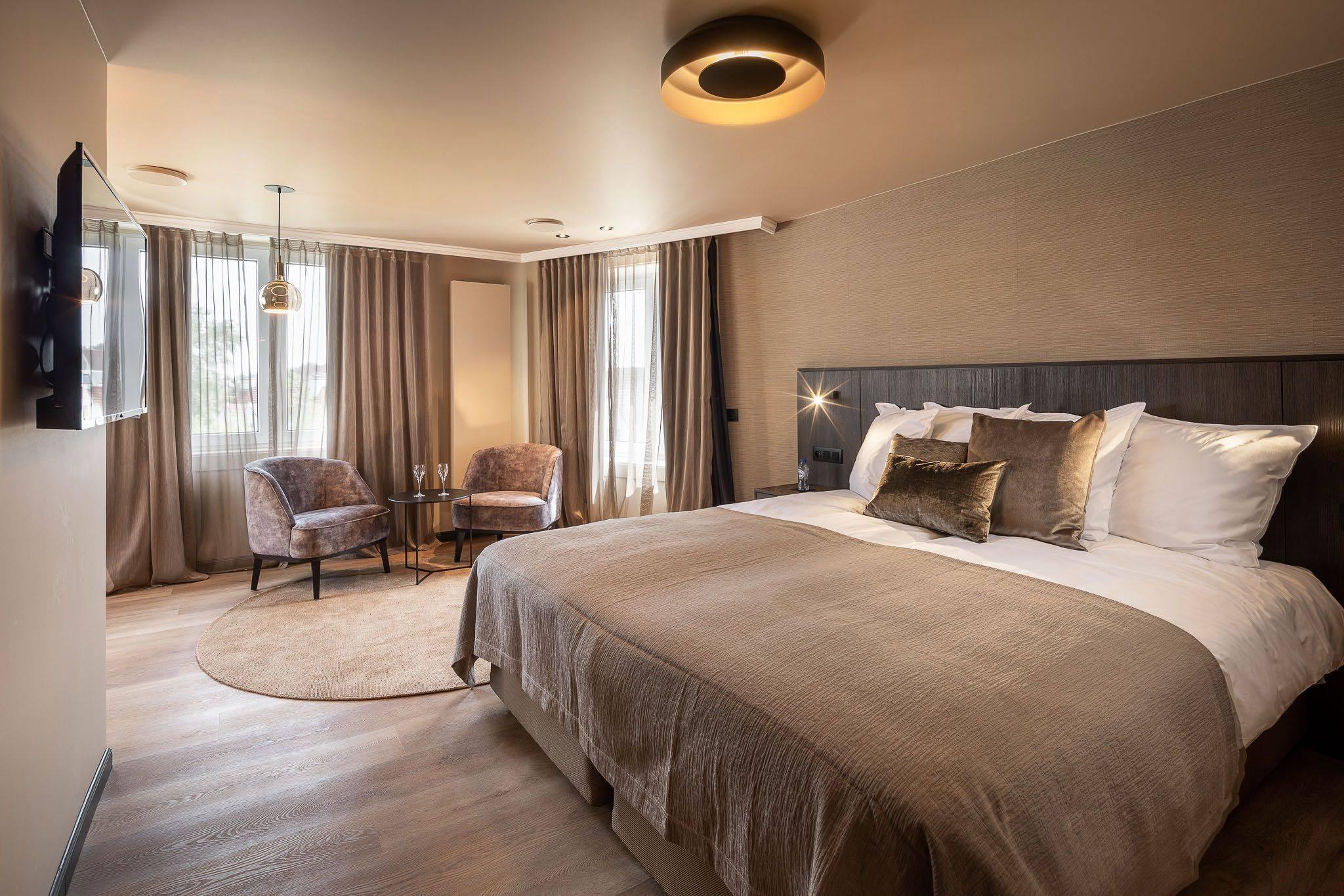 Hotel Lugano SUPERIOR DOUBLE ROOM