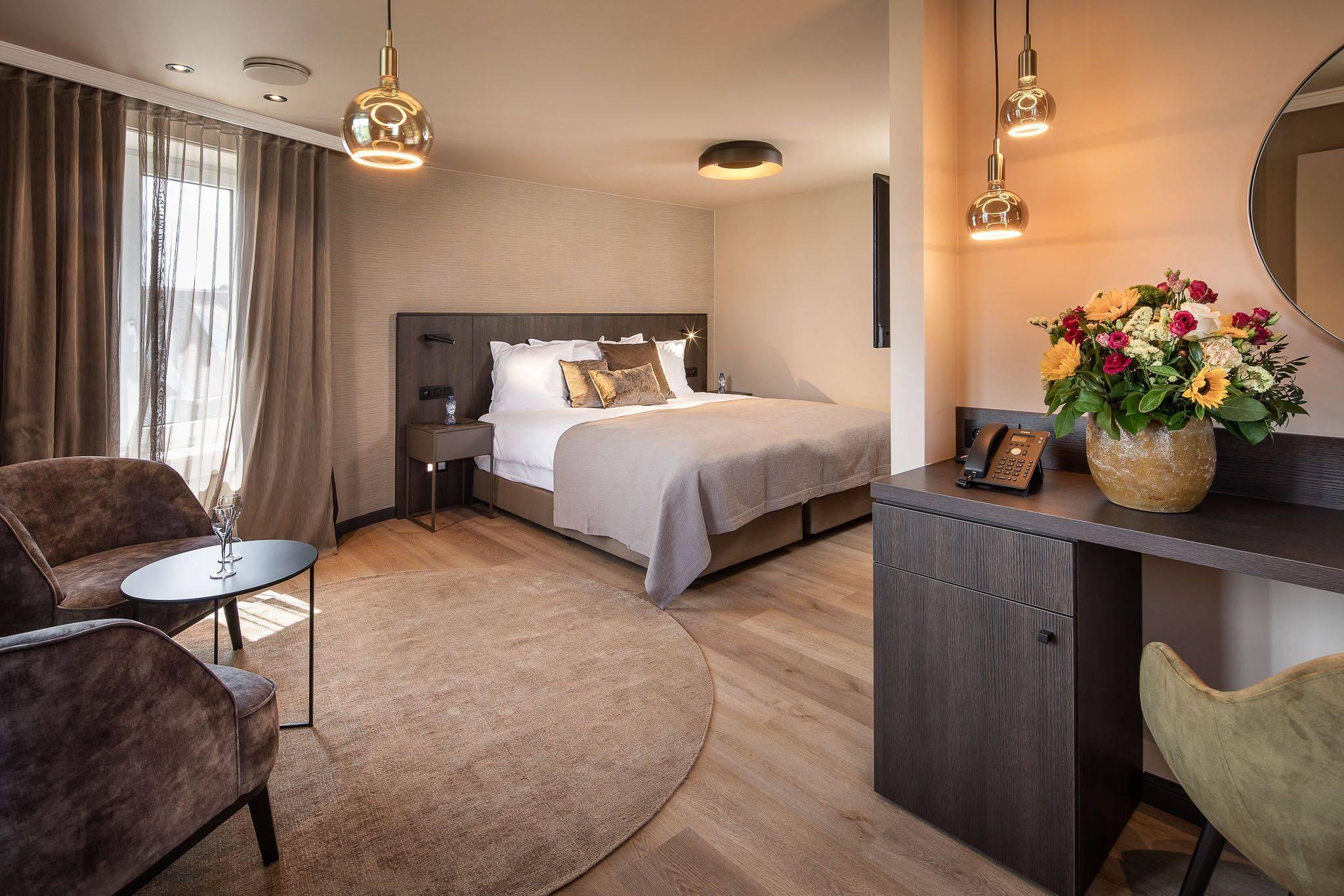 Hotel Lugano CHAMBRE DOUBLE SUPERIEURE