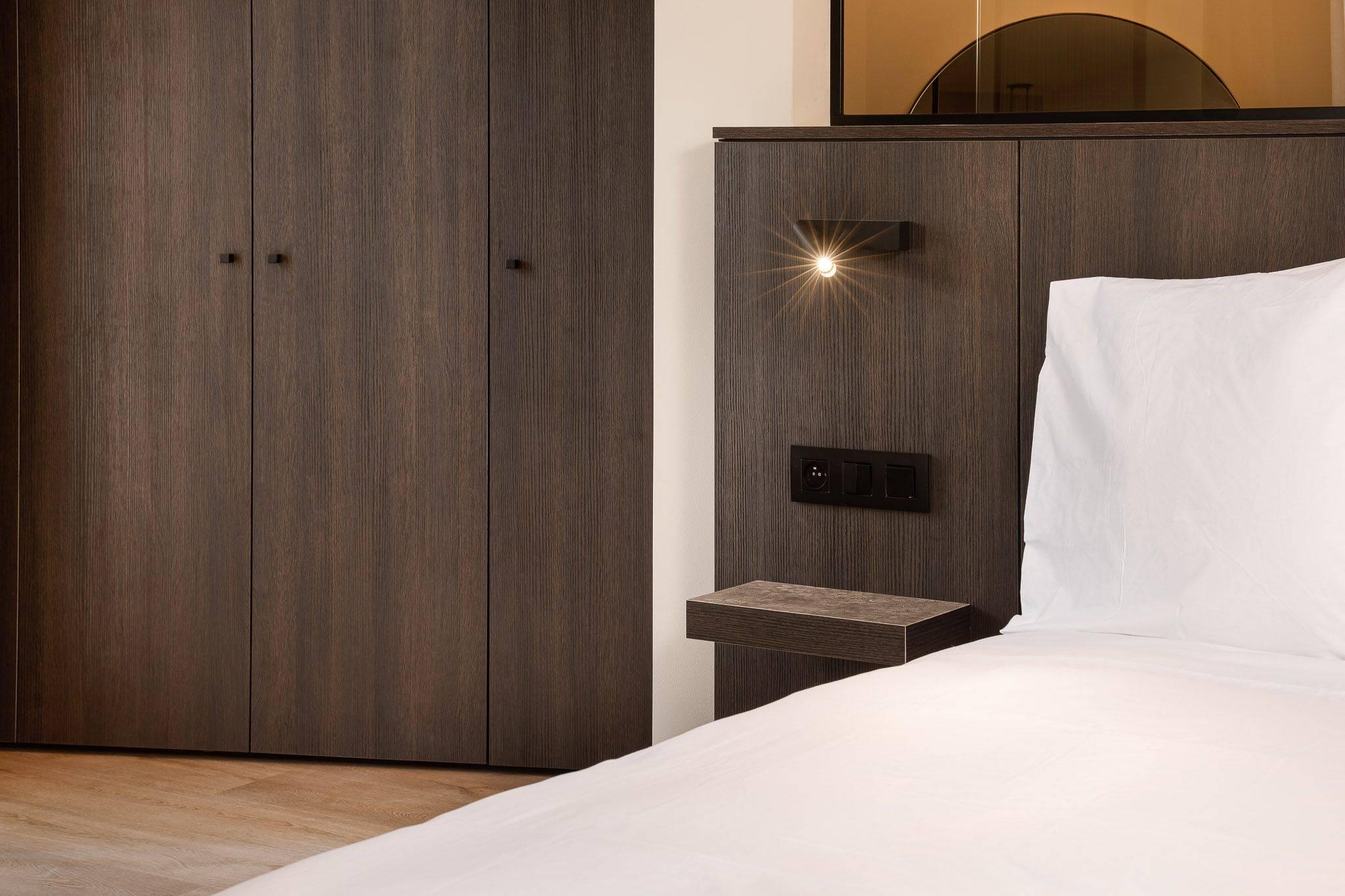 Hotel Lugano STANDAARD TWEEPERSOONSKAMER