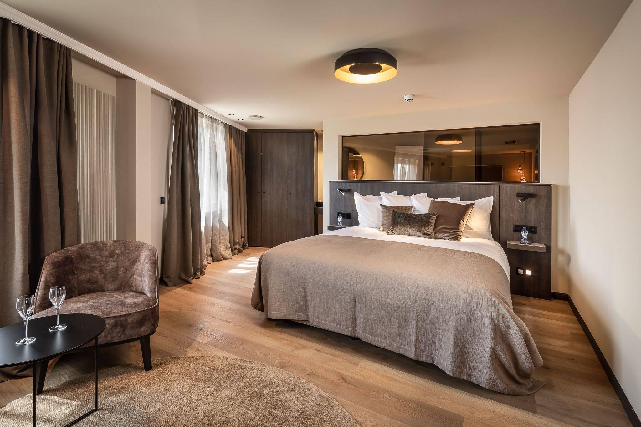 Hotel Lugano JUNIOR SUITE